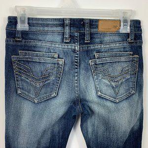 Vigoss Jeans - Vigoss Distressed Skinny Jeans Size 0
